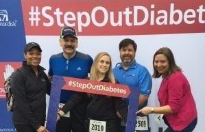 American Diabetes Association – Step Out (2016)