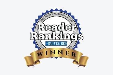 The Daily Record's 2019 Reader Rankings Award